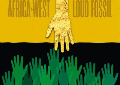 loud fossil cover